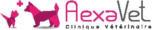Clinique vétérinaire Aexavet Logo
